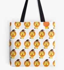 African Xmas - lion Tote Bag