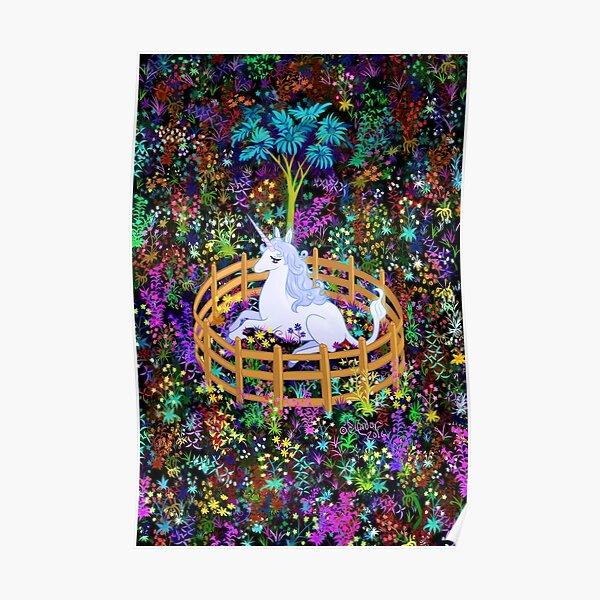 The Last Unicorn in Captivity Poster