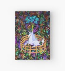 The Last Unicorn in Captivity Hardcover Journal