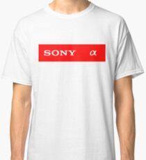 SONY BOX LOGO Classic T-Shirt