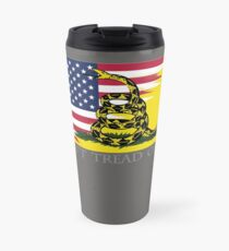 American Gadsden Travel Mug