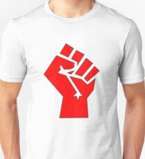 SOCIALIST FIST T-Shirt