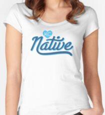 Kansas City Tshirt  Women's Fitted Scoop T-Shirt