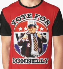 vote for Donnelly Graphic T-Shirt