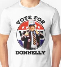 vote for Donnelly Unisex T-Shirt