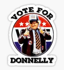 vote for Donnelly Sticker