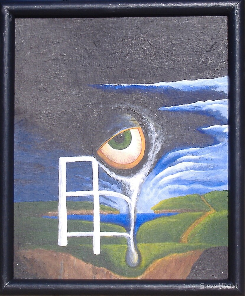 Eyefence by Steve Hester