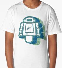 Robot Long T-Shirt