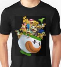SUPER SMASH BROS: Cup of Characters Advertising Print Unisex T-Shirt