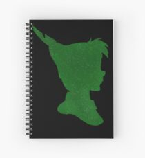 Leader of the Lost Boys Spiral Notebook