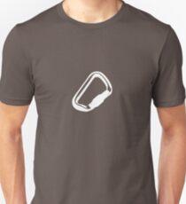 Kletter-Gear: Karabiner Unisex T-Shirt