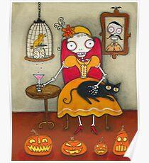 Halloween Memories   Poster