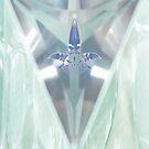Sea~Dream Crystal by Elaine Bawden