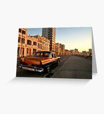 Cuba IX Greeting Card