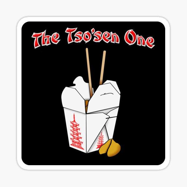 The Tso'sen One Sticker