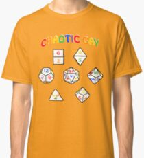 CHAOTIC GAY Classic T-Shirt