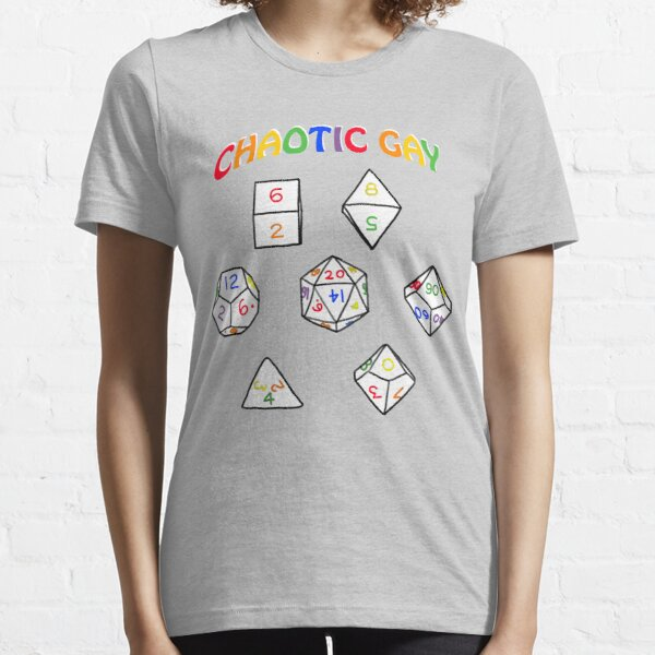 CHAOTIC GAY Essential T-Shirt