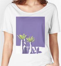Desert Shadow Women's Relaxed Fit T-Shirt