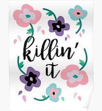 Killin' It Poster