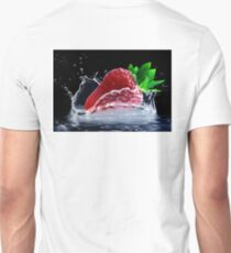 Shirts with strawberry fruit personalized designs Unisex T-Shirt