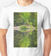 Cottage Country dock T-Shirt