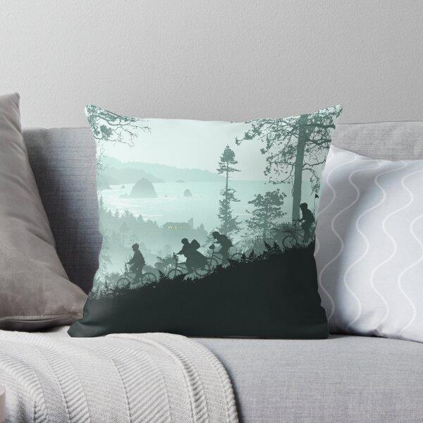 Goonies Never Say Die Throw Pillow
