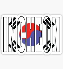 Incheon Sticker