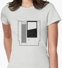 NES Cart Womens Fitted T-Shirt