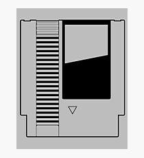 NES Cart Photographic Print