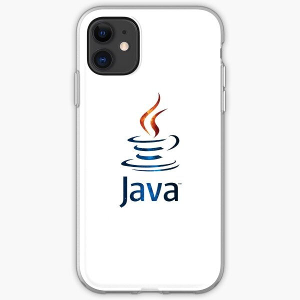 Java Space iPhone Soft Case