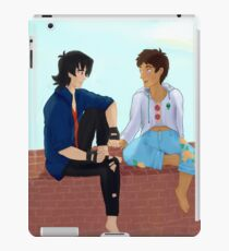 Sunshine Boys [Klance] iPad Case/Skin