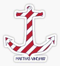 Marthas Vineyard Sticker