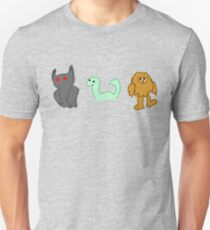 Cuddly Cryptid Gang Unisex T-Shirt