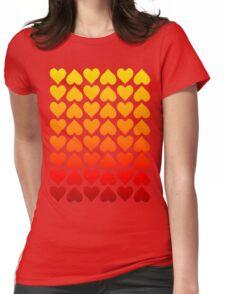 Cascading Hearts T-Shirt