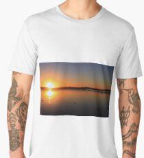 Sunset Jetty Men's Premium T-Shirt