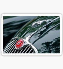 1955 Jaguar Xk 150 Hood Ornament -0381c Sticker