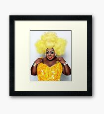 RuPaul's Drag Race - Season 4 - Latrice Royale Framed Print