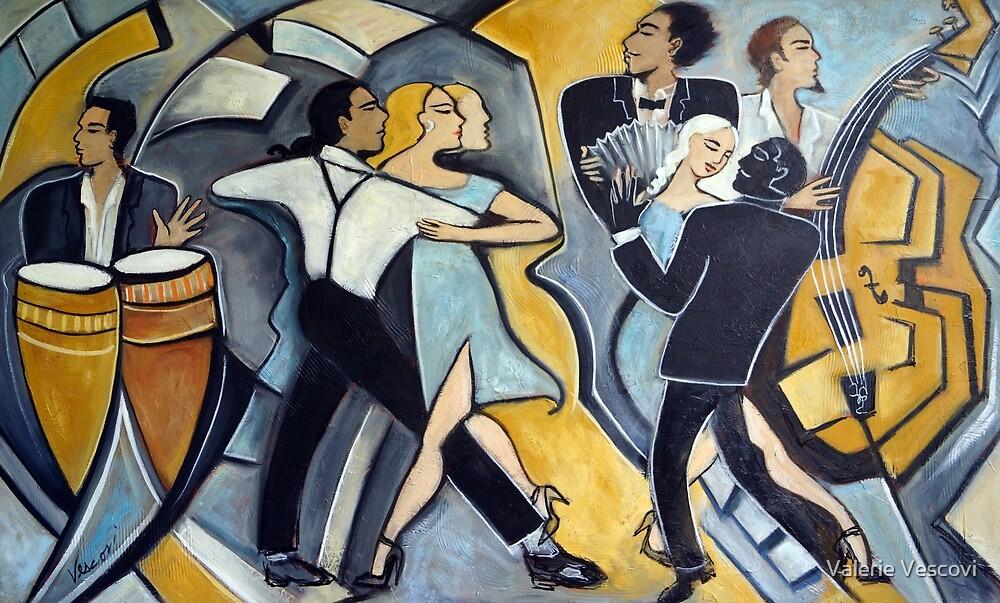 La Fraicheur Tango by Valerie Vescovi