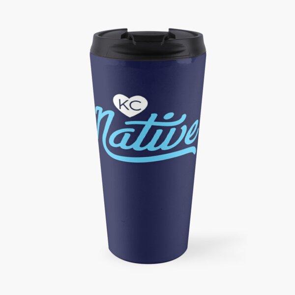 Kansas City Tshirt  Travel Mug
