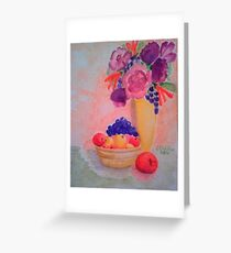 Rearrangement Greeting Card