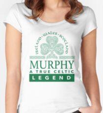 Murphy Celtic Legend Women's Fitted Scoop T-Shirt