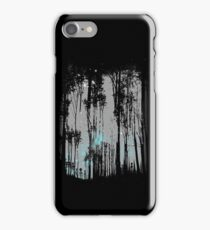 Watching the Watchers iPhone Case/Skin