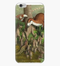 Patrolling the water's edge iPhone Case