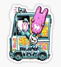 BLINK 182 Sticker