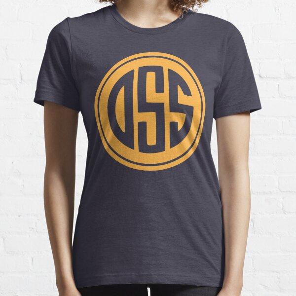 OSS - Brazilian Jiu-Jitsu Essential T-Shirt