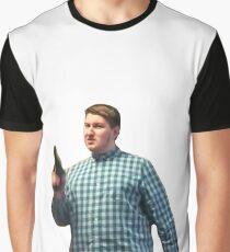 Scarce with gun Graphic T-Shirt