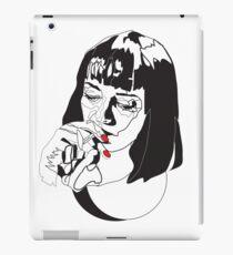 Mia Wallace iPad Case/Skin