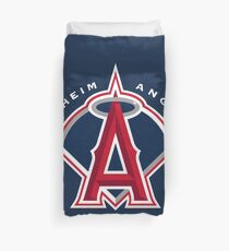 anaheim angels Duvet Cover