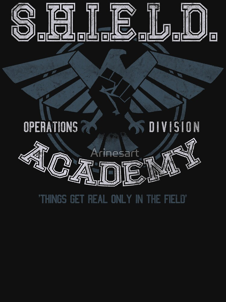 SHIELD Academy (Ops Division) V2 | Unisex T-Shirt