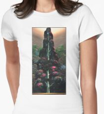 nature naturalism Womens Fitted T-Shirt